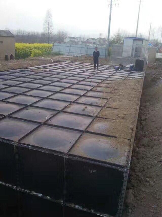 广西地埋水箱