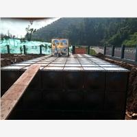 广西地埋式箱泵一体化