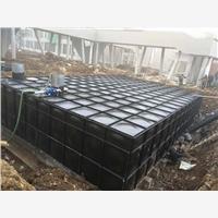 南通地埋式箱泵一体化