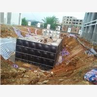 广西南宁无底板地埋式箱泵一体化